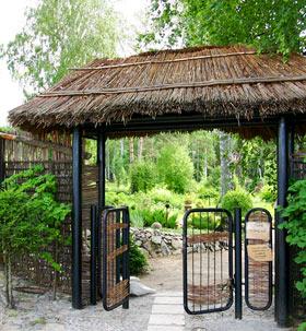 Сибирский Ботанический сад в Новосибирске