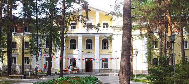 """Курорт-отель """"Сосновка"""" в Новосибирске"""