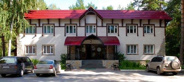 """Отдых в Новосибирском пансионате """"Былина"""""""