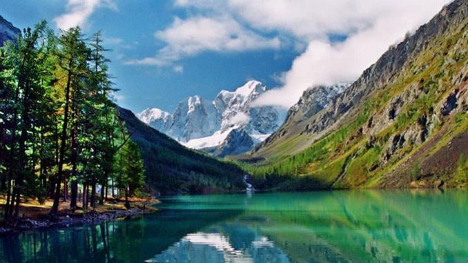 Отдых на Алтае. Шавлинские озера на Горном Алтае